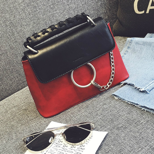 B2441 IDR.164.000 MATERIAL PU SIZE L25XH26XW10CM WEIGHT 600GR COLOR RED