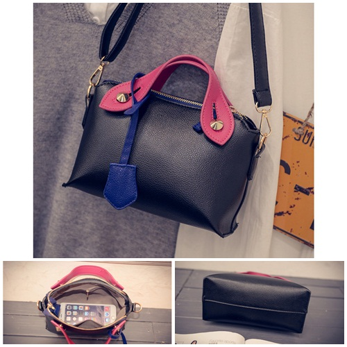 B27143 IDR.147.000 MATERIAL PU SIZE L21-18XH15XW9CM WEIGHT 550GR COLOR BLACK