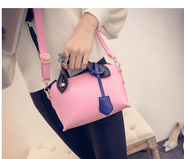 B27143 IDR.147.000 MATERIAL PU SIZE L21-18XH15XW9CM WEIGHT 550GR COLOR PINK
