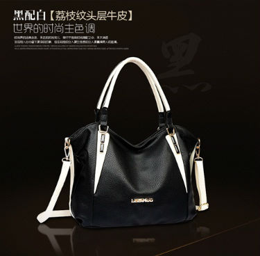 B2735 IDR.197.000 MATERIAL PU SIZE L32XH26XW11CM WEIGHT 900GR COLOR BLACK