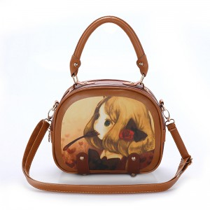 B27365 IDR.139.000 MATERIAL PU SIZE L21XH21XW10CM WEIGHT 550GR COLOR ASPHOTO