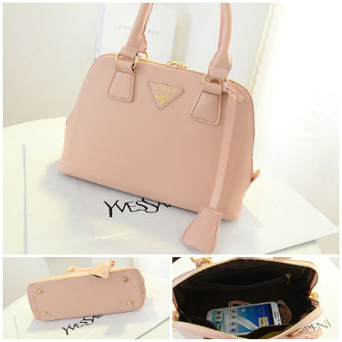 B2744 IDR.152.000 MATERIAL PU SIZE L23XH18XW8CM WEIGHT 600GR COLOR PINK