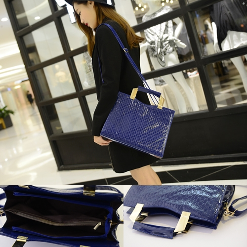 B275 IDR.175.000 MATERIAL PU SIZE L30-32XH25XW13CM WEIGHT 750GR COLOR BLUE
