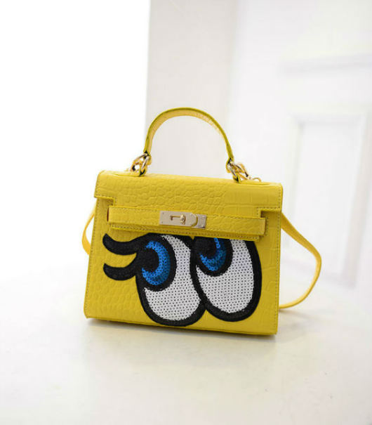B27819 IDR.173.000 MATERIAL PU SIZE L27XH17XW8CM WEIGHT 650GR COLOR YELLOW