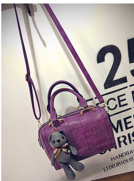 B27920 IDR.199.000 MATERIAL PU SIZE L25XH18XW15CM WEIGHT 800GR COLOR PURPLE