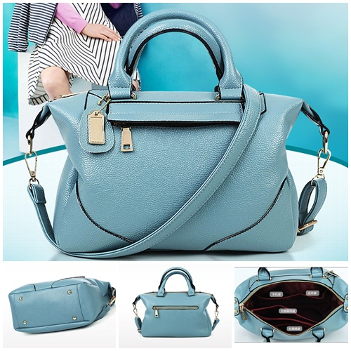 B28104 IDR.192.000 MATERIAL PU SIZE L30XH21XW12CM WEIGHT 850GR COLOR BLUE