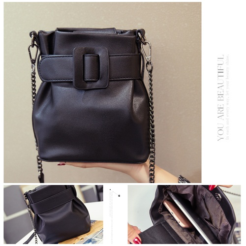 B28512 IDR.148.000 MATERIAL PU SIZE L18XH21XW10CM WEIGHT 550GR COLOR BLACK