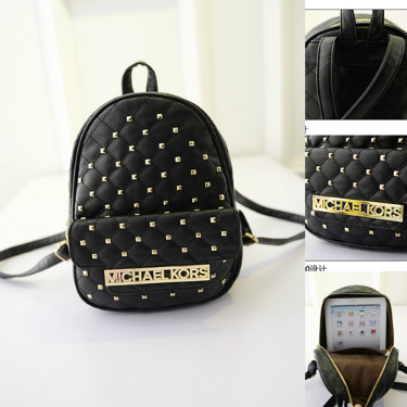 B295 IDR.190.000 MATERIAL PU SIZE L23XH27XW10CM WEIGHT 600GR COLOR BLACK