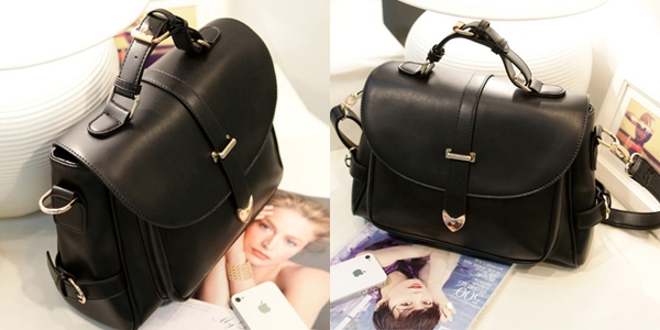 B306 IDR.178.OOO MATERIAL PU SIZE L33XH23XW9CM, STRAP 120CM WEIGHT 850GR COLOR BLACK,GREEN,KHAKI (3)