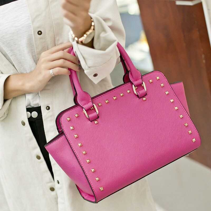 B3062 IDR.182.000 MATERIAL PU SIZE L28XH20XW14CM WEIGHT 800GR COLOR ROSE