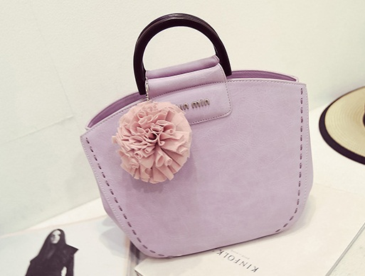 B328 IDR.192.000 MATERIAL PU SIZE L22-30XH20XW14CM WEIGHT 750GR COLOR PURPLE