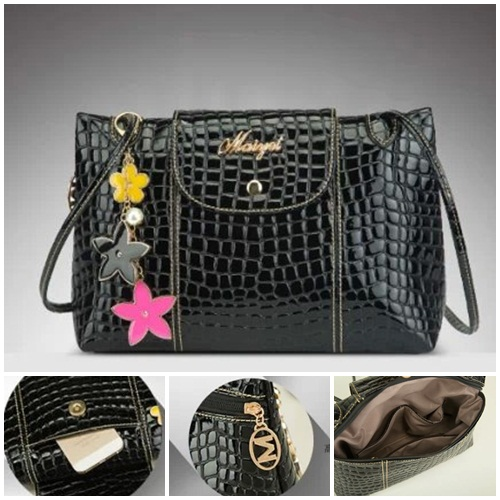 B332 IDR.178.000 MATERIAL PU SIZE L28XH22XW8CM WEIGHT 500GR COLOR BLACK