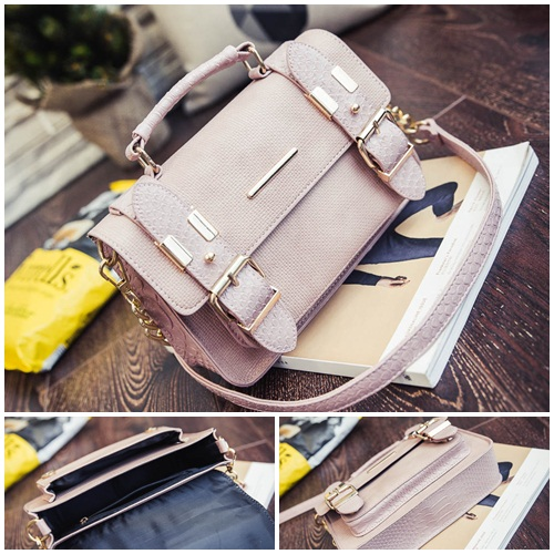 B3320 IDR.172.000 MATERIAL PU SIZE L23XH15XW6CM WEIGHT 650GR COLOR PINK