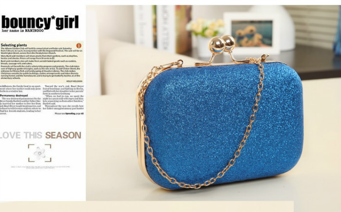 B356 IDR.163.000 MATERIAL CASE SIZE L15XH10XW5CM WEIGHT 350GR COLOR DARK BLUE