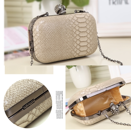 B357 IDR.170.000 MATERIAL PU SIZE L15XH10XW5CM WEIGHT 350GR COLOR KHAKI