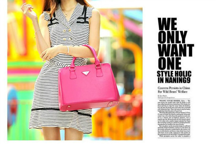 B359 IDR.205.000 MATERIAL PU SIZE L34XH26XW14CM WEIGHT 950GR COLOR ROSE