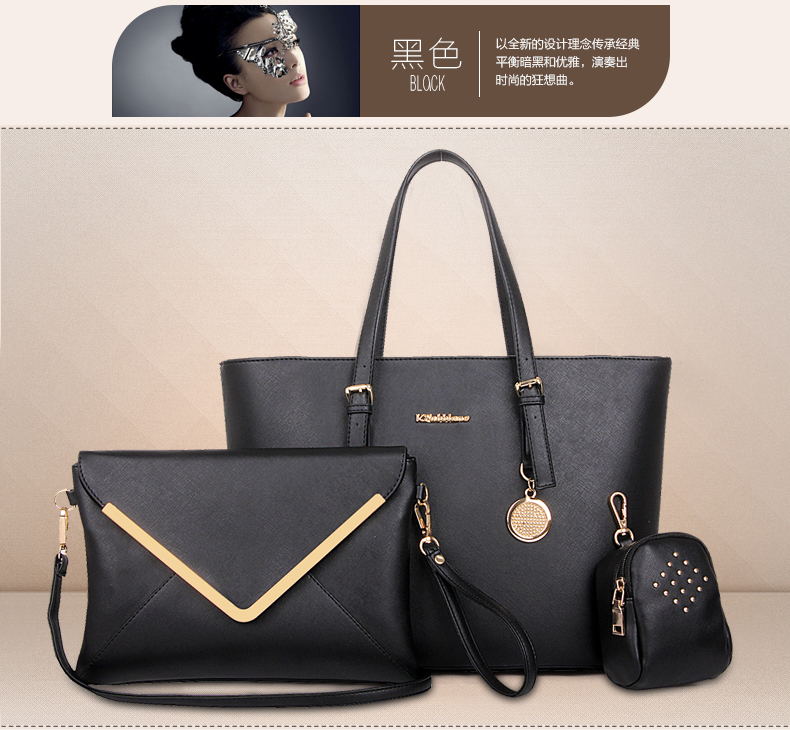 B366(3in1) IDR.225.000 MATERIAL PU SIZE L33-41XH27XW14CM WEIGHT 1000GR COLOR BLACK