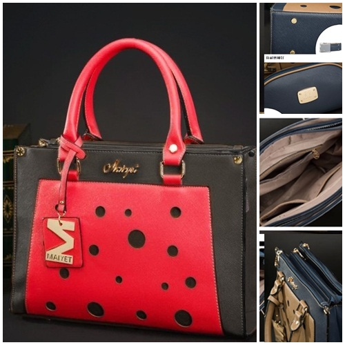 B367-(2in1) IDR.215.000 MATERIAL PU SIZE L26XH26XW11CM WEIGHT 1100GR COLOR RED
