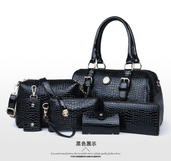 B3680-(6in1) IDR.240.000 MATERIAL PU SIZE BIG-L34XH20XW17CM WEIGHT 1400GR COLOR BLACK