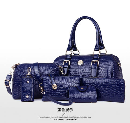 B3680-(6in1) IDR.240.000 MATERIAL PU SIZE BIG-L34XH20XW17CM WEIGHT 1400GR COLOR BLUE