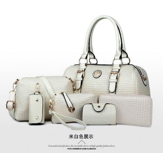 B3680-(6in1) IDR.240.000 MATERIAL PU SIZE BIG-L34XH20XW17CM WEIGHT 1400GR COLOR WHITE