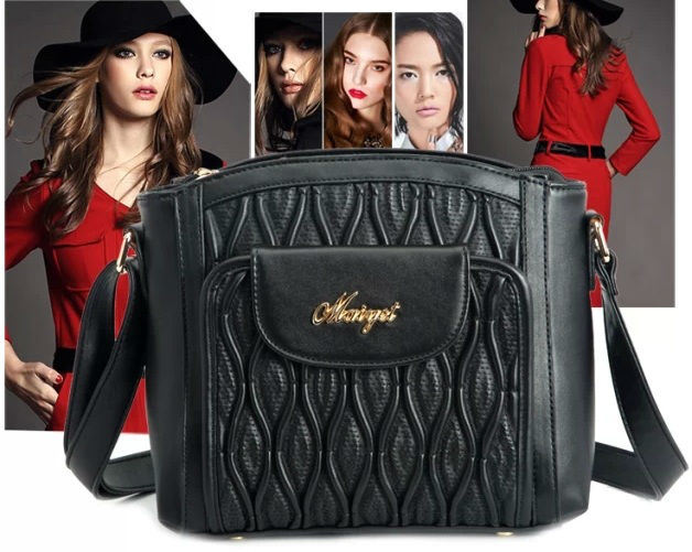B370 IDR.202.000 MATERIAL PU SIZE L26XH23XW10CM WEIGHT 650GR COLOR BLACK