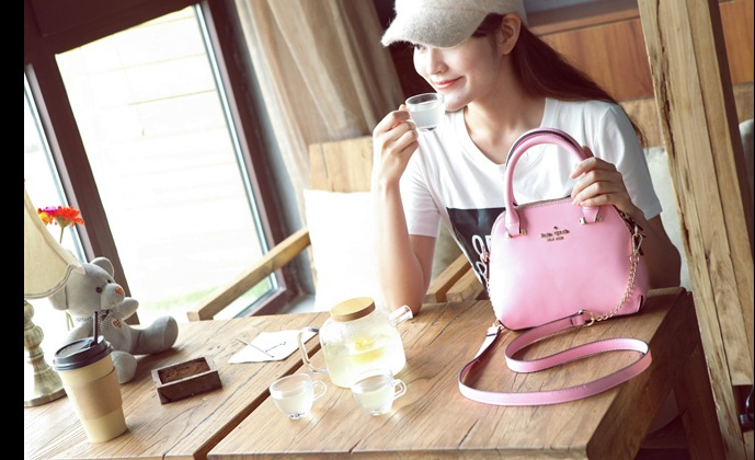 B414 IDR.201.000 MATERIAL PU SIZE L23XH19XW1-CM WEIGHT 550GR COLOR PINK