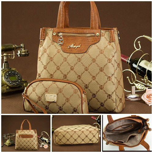 B427(2in1) IDR.215.000 MATERIAL PU SIZE L34XH32XW10CM WEIGHT 800GR COLOR KHAKI