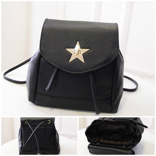 B435 IDR.172.000 MATERIAL PU SIZE WEIGHT COLOR BLACK