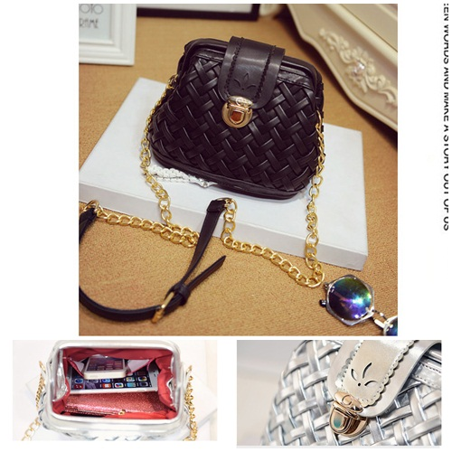 B443 IDR.185.000 MATERIAL PU SIZE L22XH17XW12CM WEIGHT 550GR COLOR BLACK