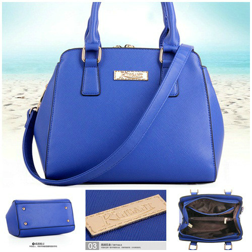 B459 IDR.198.000 MATERIAL PU SIZE L25XH21XW13CM WEIGHT 800GR COLOR BLUE