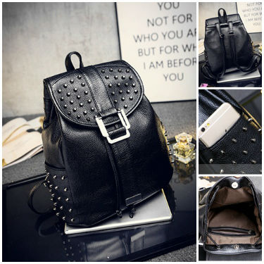 B520 IDR.188.000 MATERIAL PU SIZE L30XH31XW13CM WEIGHT 850GR COLOR BLACK