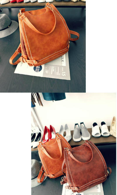 B521 IDR.195.000 MATERIAL PU SIZE L32XH29XW13CM WEIGHT 900GR COLOR YELLOWBROWN