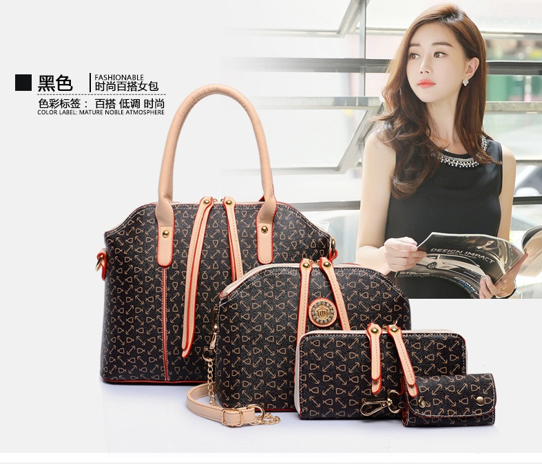B557-(4in1) IDR.230.000 MATERIAL PU SIZE L33XH25XW12CM WEIGHT 1400GR COLOR BROWN