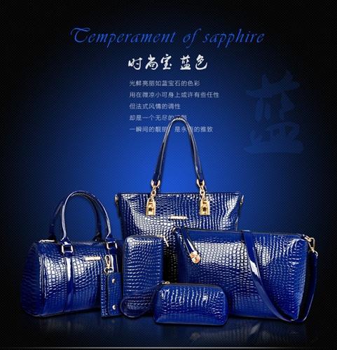 B558-(6in1) IDR.225.000 MATERIAL PU SIZE L30XH30XW13,L27XH18XW13CM WEIGHT 1300GR COLOR BLUE