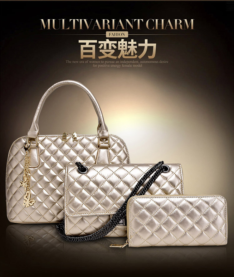 B567-(3in1) IDR.215.000 MATERIAL PU SIZE L32XH22XW13CM WEIGHT 1300GR COLOR GOLD