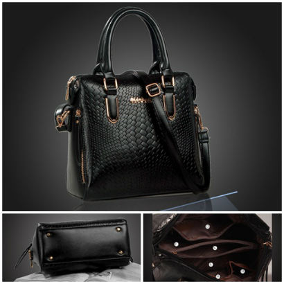 B572 IDR.208.000 MATERIAL PU SIZE L26XH25XW15CM WEIGHT 1000GR COLOR BLACK
