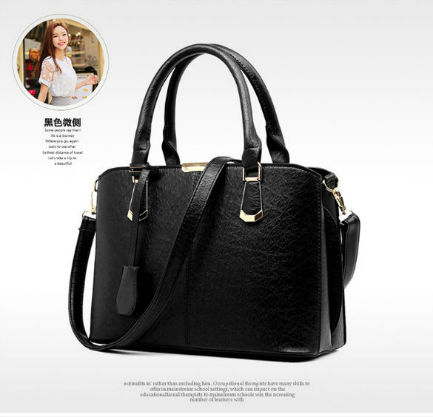 B584 IDR.202.000 MATERIAL PU SIZE L30XH22XW15CM WEIGHT 850GR COLOR BLACK