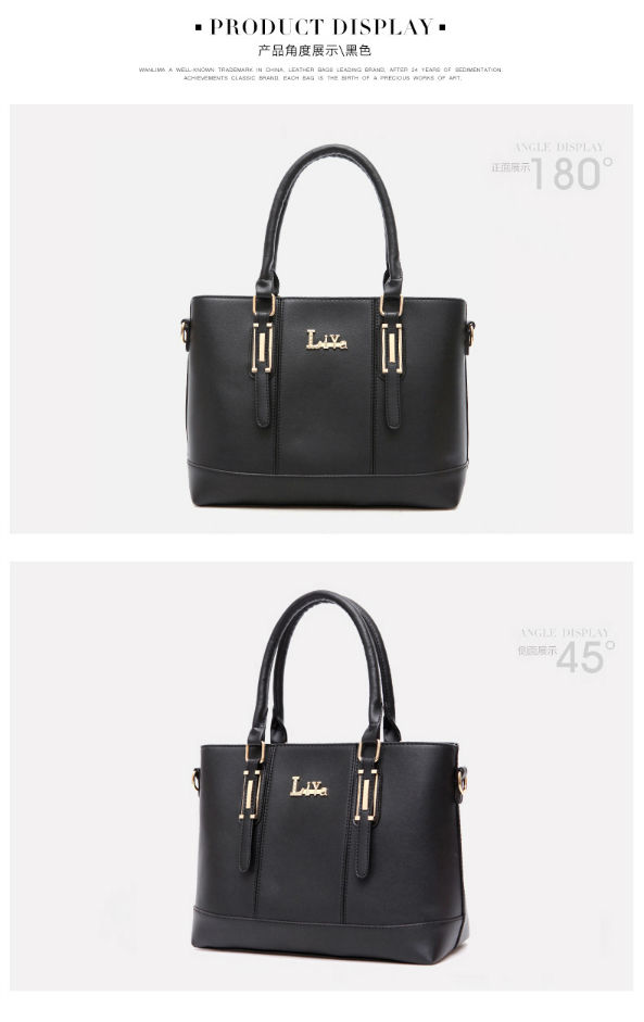 B5910 IDR.192.000 MATERIAL PU SIZE L33XH24XW14CM WEIGHT 850GR COLOR BLACK