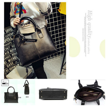 B599 IDR.186.000 MATERIAL PU SIZE L35XH25XW12CM WEIGHT 750GR COLOR BLACK