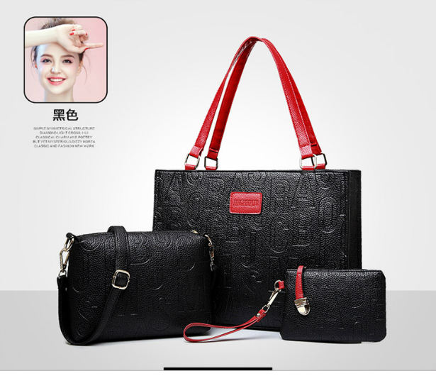 B620-(3in1) IDR.225.000 MATERIAL PU SIZE L36XH28XW12CM WEIGHT 1000GR COLOR BLACK