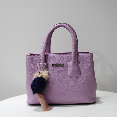 B6233 IDR.165.000 MATERIAL PU SIZE L25XH18XW12CM WEIGHT 650GR COLOR PURPLE