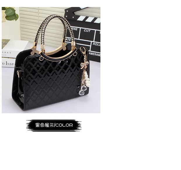B6338 IDR.203.000 MATERIAL PU SIZE L28XH20XW11CM WEIGHT 800GR COLOR BLACK