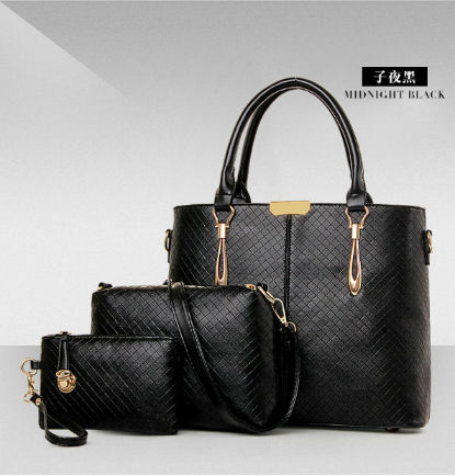 B643-(3in1) IDR.220.000 MATERIAL PU SIZE L32XH26XW13CM WEIGHT 1300GR COLOR BLACK