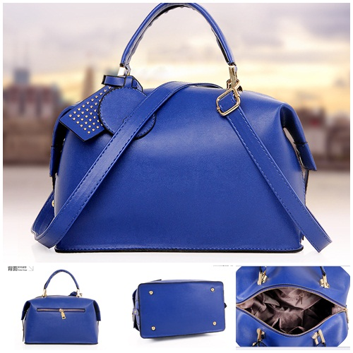 B692 IDR.202.000 MATERIAL PU SIZE L28XH17XW16CM WEIGHT 750GR COLOR BLUE