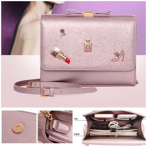 B7020 IDR.186.000 MATERIAL PU SIZE L22XH17XW8CM WEIGHT 650GR COLOR PINK