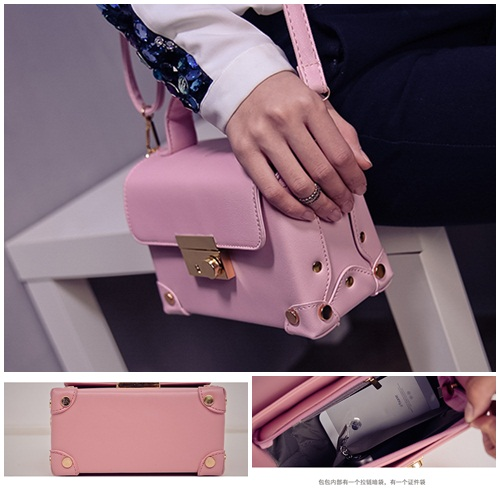 B707 IDR.176.000 MATERIAL PU SIZE L20XH14XW9CM WEIGHT 600GR COLOR PINK