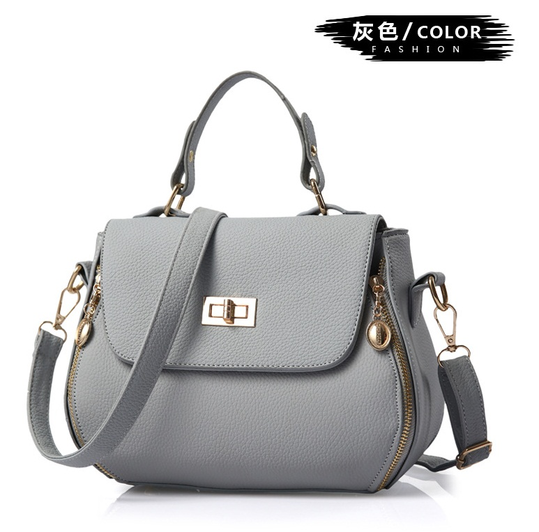 B749 IDR.196.000 MATERIAL PU SIZE L22XH20XW13CM WEIGHT 800GR COLOR GRAY