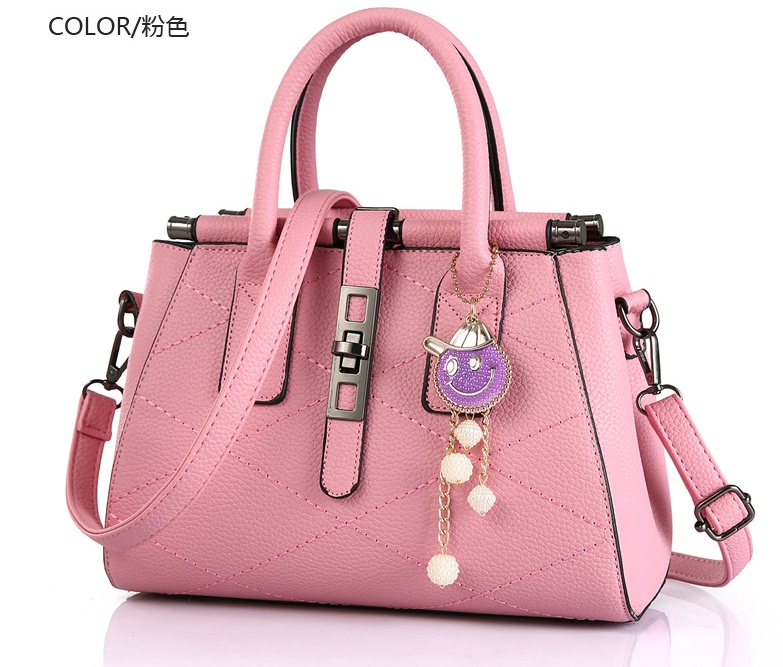 B751 IDR.205.000 MATERIAL PU SIZE L28XH20XW15CM WEIGHT 900GR COLOR PINK