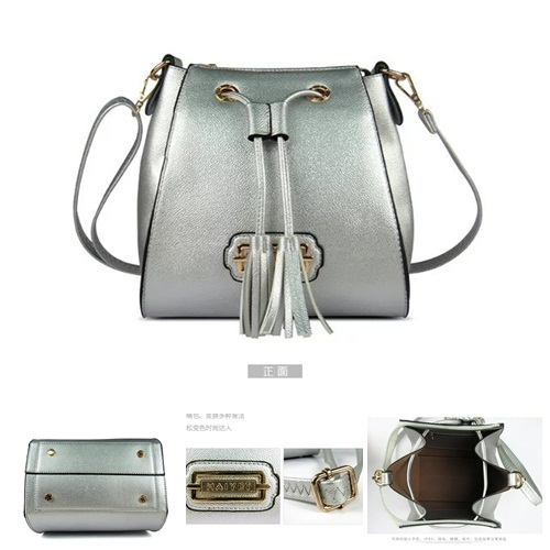 B7530 IDR.185.000 MATERIAL PU SIZE L23XH25XW12CM WEIGHT 650GR COLOR SILVER